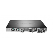 Switch D-Link DXS-3400-24SC, 10 Gigabit, 24x, rack, managed, 4x 10G, 20x SFP+ 10G, crna
