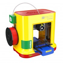XYZPrinting Da Vinci miniMaker, 3FM1XXEU00D, (w)15cm x (d)15cm x (h)15cm, 1x glava, 12mj