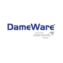 SolarWinds DameWare Remote Support, Per Seat License (4 to 5 user price), with 1st-Year Maintenance (formerly DameWare NT Utilities)