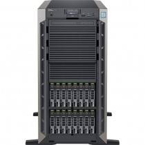 "Server Dell PowerEdge T640, 2P8JM, 1x Intel Xeon Bronze 3106 0GB HDD 3.5"" LFF, 1x 240GB SSD, PERC H330+, 16GB, LAN 2x, 750W, Tower, 36mj"