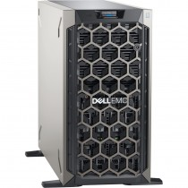"Server Dell PowerEdge T340, MYH06, 1x Intel Xeon E-2234, 1x 1TB HDD 3.5"" LFF 8x, PERC H330, 16GB 495W, Tower"