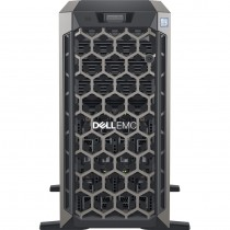 "Server Dell PowerEdge T440, R88K4, 1x Intel Xeon Silver 4208 HDD 3.5"" LFF, 1x 480GB SSD, 16GB, 1x 495W RPS, Tower, 36mj"