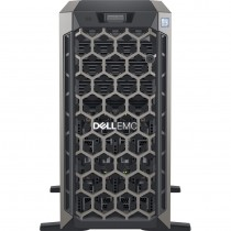 "Server Dell PowerEdge T440, TN80Y, 1x Intel Xeon Silver 4210R HDD 3.5"" LFF, 1x 480GB SSD, 16GB, 1x 495W RPS, Tower"