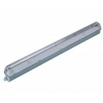 EcoVision LED armatura T8 600mm, SFD.X.B 1X18W AC, IP65