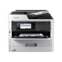 Epson WorkForce Pro WF-C5790DWF, crna, print, ADF, duplex, tintni, color, A4, USB, LAN, WL, 12mj, (C11CG02401)
