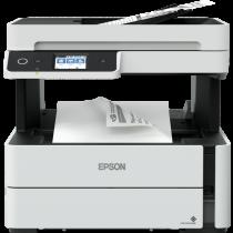 Epson M3170, print, scan, copy, ADF-D, duplex, tintni, A4, USB, LAN, WL, 1-bojni, crna, 12mj, (C11CG92403)
