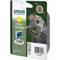Tinta Epson T0794 yellow, C13T07944020, za Stylus Photo 1400