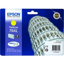 Tinta Epson 79XL yellow - WF51*/56* (C13T79044010)