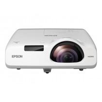 Projektor Epson EB-530, 1024x768, 3200lm, bijela, 60mj, (V11H673040)