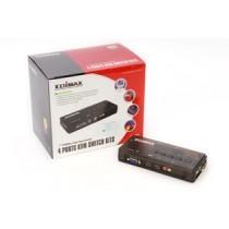 PC Preklopnik KVM Edimax 4 Ports USB KVM Switch (EK-UAK4)