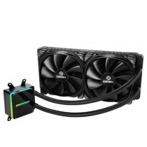 CPU cooler Enermax LiqTech TR4 II 280, Water, 2x fan 140mm, 24mj, (ELC-LTTRTO280-TBP)