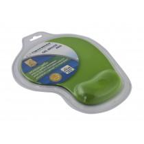 Podloga za miša Esperanza Gel Mouse Pad, 230mm x 190mm x 1mm, zelena, (EA137G - 5901299908815)