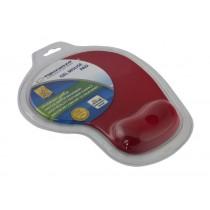 Podloga za miša Esperanza Gel Mouse Pad, 230mm x 190mm x 1mm, crvena, (EA137R - 5901299908822)