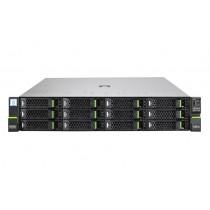 "Server Fujitsu Primergy RX2520 M4, 1x Intel Xeon Bronze 3106 HDD 3.5"" LFF, PRAID CP400i, 16GB, 1x 450W RPS, Rack 2U, 36mj (LKN:R2524S0005PL)"