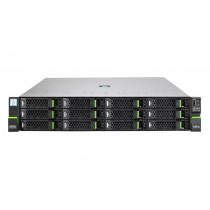 "Server Fujitsu Primergy RX2520 M4, 1x Intel Xeon Silver 4110 HDD 3.5"" LFF, PRAID EP420i, 16GB, 1x 450W RPS, Rack 2U, 36mj (LKN:R2524S0006PL)"