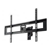 Nosač za TV, Zidni, Gembird WM-65RT-01, 35kg max., VESA do 600x400, crna, 24mj