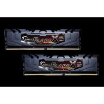 DDR4 32GB (2x16GB), DDR4 2133, CL15, DIMM 288-pin, G.Skill Flare X F4-2133C15D-32GFX, 36mj