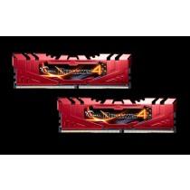 DDR4 16GB (2x8GB), DDR4 2400, CL15, DIMM 288-pin, G.Skill Ripjaws 4 F4-2400C15D-16GRR, 36mj