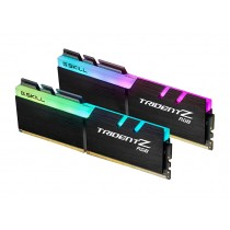 DDR4 16GB (2x8GB), DDR4 2400, CL15, DIMM 288-pin, G.Skill Trident Z RGB F4-2400C15D-16GTZR, 36mj