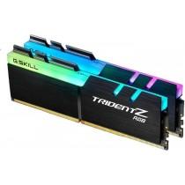DDR4 32GB (2x16GB), DDR4 2400, CL15, DIMM 288-pin, G.Skill Trident Z RGB F4-2400C15D-32GTZR, 36mj
