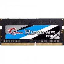 NB memorija 4GB (1x4GB), DDR4 2400, CL16, SO-DIMM 260-pin, G.Skill Ripjaws F4-2400C16S-4GRS, 36mj
