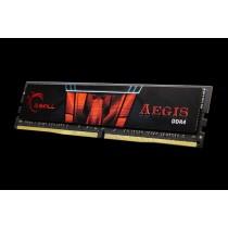 DDR4 16GB (2x8GB), DDR4 2400, CL17, DIMM 288-pin, G.Skill Aegis F4-2400C17D-16GIS, 36mj
