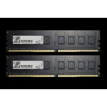 DDR4 16GB (2x8GB), DDR4 2400, CL17, DIMM 288-pin, G.Skill Value F4-2400C17D-16GNT, 36mj