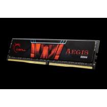 DDR4 32GB (2x16GB), DDR4 2400, CL17, DIMM 288-pin, G.Skill Aegis F4-2400C17D-32GIS, 36mj