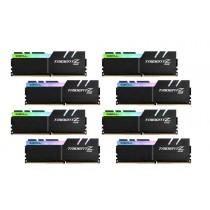 DDR4 128GB (8x16GB), DDR4 2933, CL14, DIMM 288-pin, G.Skill Trident Z RGB F4-2933C14Q2-128GTZRX, 36mj
