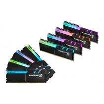 DDR4 64GB (8x8GB), DDR4 2933, CL14, DIMM 288-pin, G.Skill Trident Z RGB F4-2933C14Q2-64GTZRX, 36mj