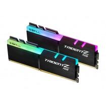 DDR4 16GB (2x8GB), DDR4 2933, CL16, DIMM 288-pin, G.Skill Trident Z RGB F4-2933C16D-16GTZRX, 36mj