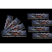 DDR4 128GB (8x16GB), DDR4 2933, CL16, DIMM 288-pin, G.Skill Flare X F4-2933C16Q2-128GFX, 36mj