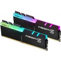DDR4 128GB (8x16GB), DDR4 2933, CL16, DIMM 288-pin, G.Skill Trident Z RGB F4-2933C16Q2-128GTZRX, 36mj