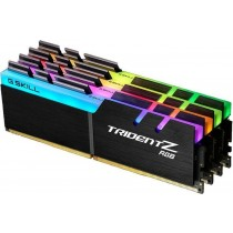 DDR4 64GB (4x16GB), DDR4 3000, CL14, DIMM 288-pin, G.Skill Trident Z RGB F4-3000C14Q-64GTZR, 36mj