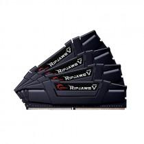 DDR4 64GB (4x16GB), DDR4 3000, CL14, DIMM 288-pin, G.Skill RipjawsV F4-3000C14Q-64GVK, 36mj