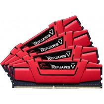 DDR4 32GB (4x8GB), DDR4 3000, CL15, DIMM 288-pin, G.Skill RipjawsV F4-3000C15Q-32GVR, 36mj