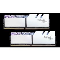DDR4 16GB (2x8GB), DDR4 3000, CL16, DIMM 288-pin, G.Skill Trident Z Royal F4-3000C16D-16GTRS, 36mj