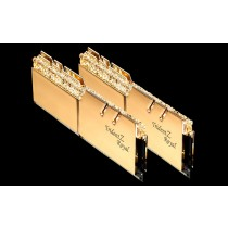 DDR4 32GB (2x16GB), DDR4 3200, CL16, DIMM 288-pin, G.Skill Trident Z Royal F4-3200C16D-32GTRG, 36mj