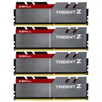 DDR4 32GB (4x8GB), DDR4 3200, CL16, DIMM 288-pin, G.Skill Trident Z F4-3200C16Q-32GTZ, 36mj