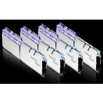 DDR4 64GB (4x16GB), DDR4 3200, CL16, DIMM 288-pin, G.Skill Trident Z Royal F4-3200C16Q-64GTRS, 36mj
