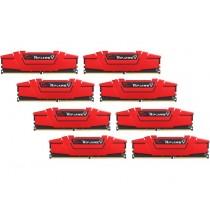 DDR4 64GB (8x8GB), DDR4 3200, CL16, DIMM 288-pin, G.Skill RipjawsV F4-3200C16Q2-64GVR, 36mj