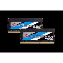 NB memorija 16GB (2x8GB), DDR4 3200, CL18, SO-DIMM 260-pin, G.Skill Ripjaws F4-3200C18D-16GRS, 36mj