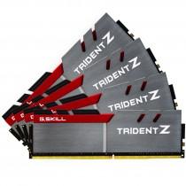 DDR4 64GB (4x16GB), DDR4 3400, CL16, DIMM 288-pin, G.Skill Trident Z F4-3400C16Q-64GTZ, 36mj