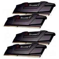 DDR4 64GB (4x16GB), DDR4 3400, CL16, DIMM 288-pin, G.Skill RipjawsV F4-3400C16Q-64GVK, 36mj