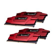 DDR4 64GB (4x16GB), DDR4 3400, CL16, DIMM 288-pin, G.Skill RipjawsV F4-3400C16Q-64GVR, 36mj