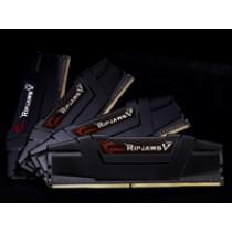 DDR4 16GB (4x4GB), DDR4 3466, CL16, DIMM 288-pin, G.Skill RipjawsV F4-3466C16Q-16GVK, 36mj