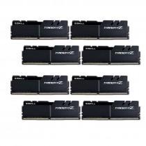 DDR4 128GB (8x16GB), DDR4 3466, CL16, DIMM 288-pin, G.Skill Trident Z F4-3466C16Q2-128GTZKK, 36mj