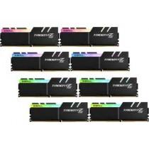 DDR4 128GB (8x16GB), DDR4 3466, CL16, DIMM 288-pin, G.Skill Trident Z RGB F4-3466C16Q2-128GTZR, 36mj