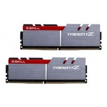 DDR4 16GB (2x8GB), DDR4 3600, CL15, DIMM 288-pin, G.Skill Trident Z F4-3600C15D-16GTZ, 36mj