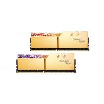 DDR4 64GB (2x32GB), DDR4 3600, CL18, DIMM 288-pin, G.Skill Trident Z Royal F4-3600C18D-64GTRG, 36mj